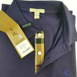Burberry Brit Men's Regency Purple XL
